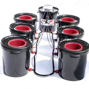 Balcony hydroponics kit