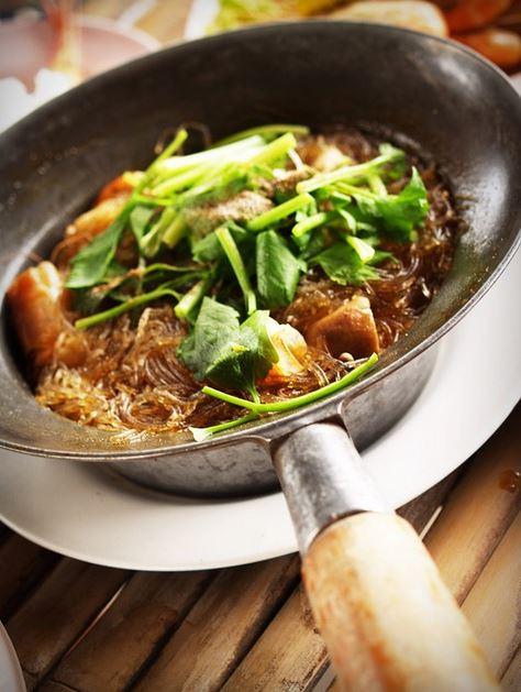 soup using lemongrass seeds