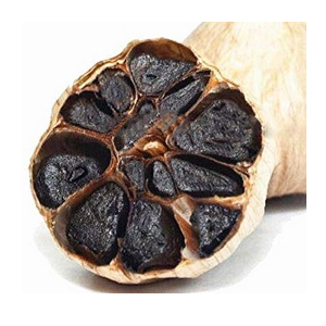 black garlic seeds