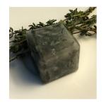 fresh thyme ice cube