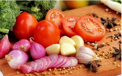 grow fresh ingredients