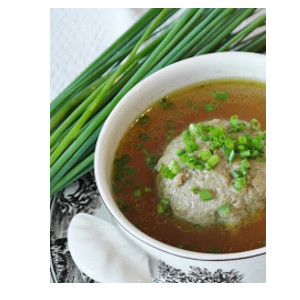 parsley root soup