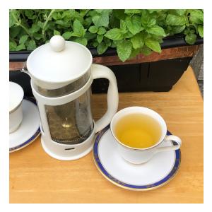 rosemary mint tea