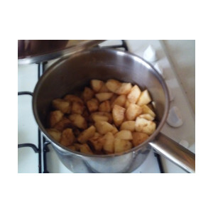 simmer appelmoes